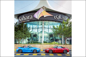 Sahara Centre Spring Promotion 2020 Concludes: Two Shoppers win BMW Z4 While Others Bag Fashion Vouc ...