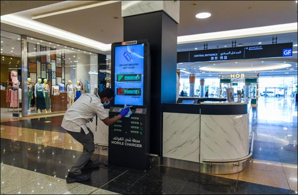 "Dalma Mall Launched ""We Care"", A Public Awareness Campaign; Accentuates on Customer Well-being"