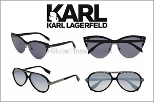 Karl Lagerfeld Introduces Spring-Summer 2020 Eyewear Collection Icons of an Icon