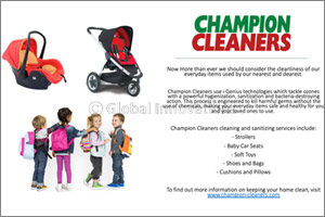 Champion Cleaners - Sanitize Your Home and Keep Your Family Safe