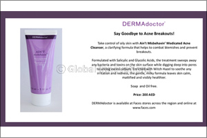 DERMAdoctor: Say Goodbye to Acne Breakouts!