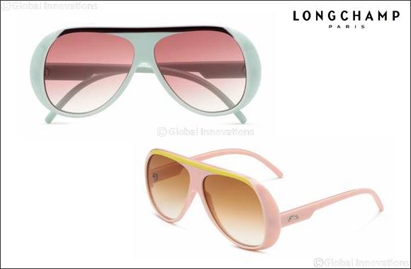 Longchamp Introduces the Iconic Eyewear Styles