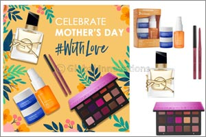 Celebrate Mother's Day #WithLove