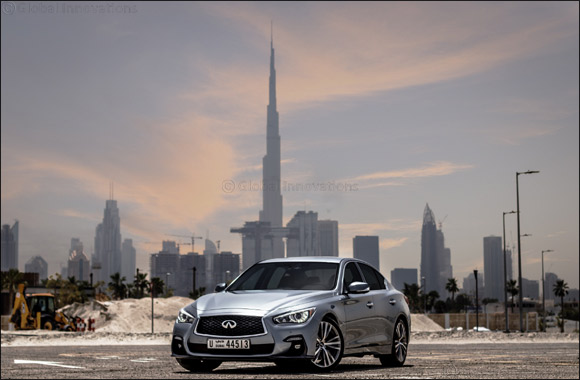 A Perfect Blend of Technology and Style: INFINITI of Arabian Automobiles Offers Special Deal on its Q50