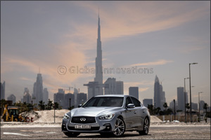 A Perfect Blend of Technology and Style: INFINITI of Arabian Automobiles Offers Special Deal on its  ...