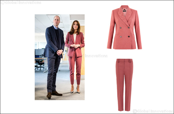 Conference Call Chic – Taking Style Tips from The Duchess of Cambridge
