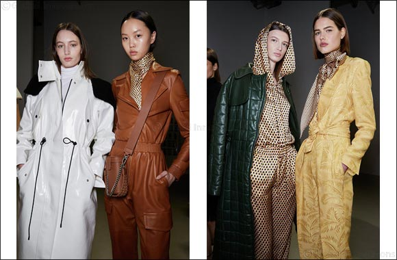 Kristina Fidelskaya Press Release AW2020
