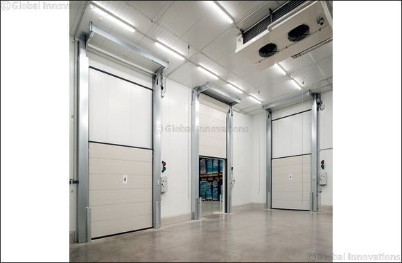 Hormann Launches Fast Doors Suitable for High Temperature Changes