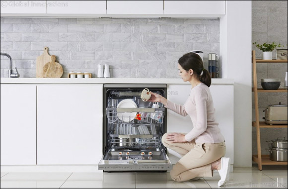 Kitchen Appliances Designed With  Cleanliness at the Forefront