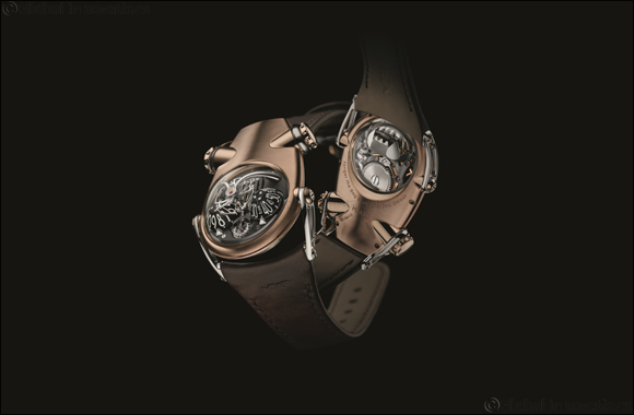 Horological Machine N°10 'Bulldog'