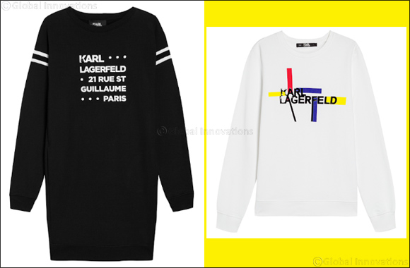 At Home in Karl Lagerfeld