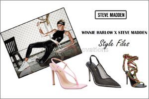 Winnie Harlow x Steve Madden Collection