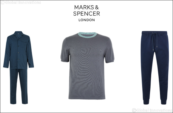 Marks & Spencer Introduces Its Cosy Loungewear Collection for Men