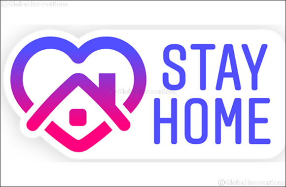 """Stay Home"" Instagram Sticker Launches in the UAE"