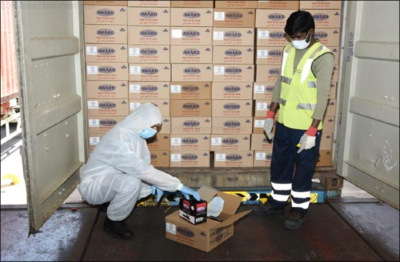 Jebel Ali Customs Center Provides Customs Clearance Service to Clients Through Smart Services