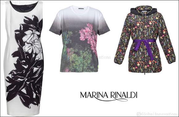 Marina Rinaldi Floral Trend