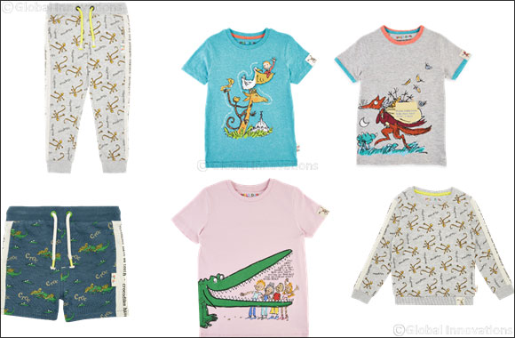 Marks & Spencer Introduces its Kidswear Collaboration with Roald Dahl™ and The Natural History Museum