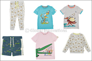 Marks & Spencer Introduces its Kidswear Collaboration with Roald Dahl� and The Natural History Museu ...