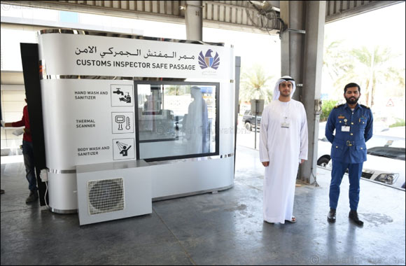Dubai Customs Launches Customs Inspector Safe Passage in Response to Covid-19