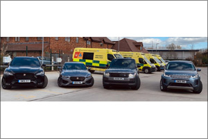 Jaguar and Land Rover Coronavirus Support: Delivery of 3D-Printed Visors Begins