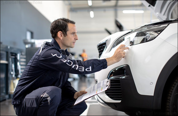 PEUGEOT UAE Launches Valet Test Drive and Service Programs Allowing Customers to Stay Home