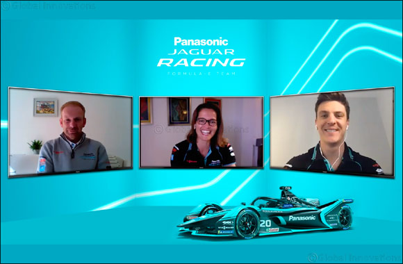 Jaguar Racing Publish Episode Two of 'Re:Charge @ Home' Video Podcast Series Starring Driver James Calado