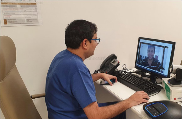 Aster Hospitals Introduce Virtual Outpatient Service Through Teleconsultation