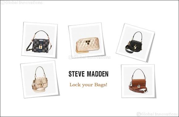 Lock Bags from Steve Madden