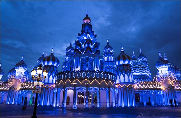 Global Village Hails Everyday Heroes Around the World by Participating in #LightItBlue