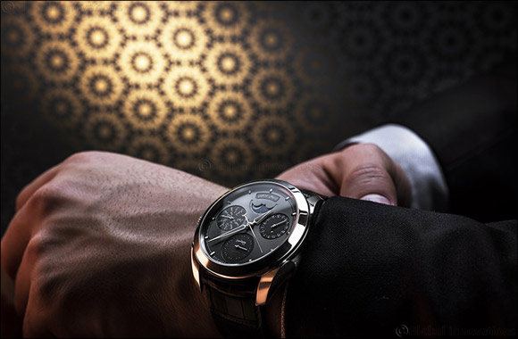 Mark the Advent of the Blessed Month of Ramadan with the Islamic Calendar Watch from Parmigiani Fleurier