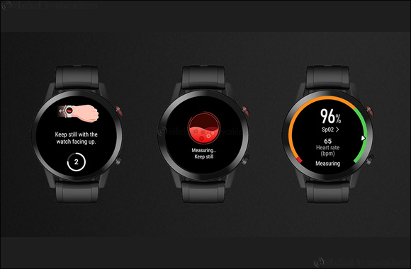 Essential health indicator SpO2 now available on the HONOR MagicWatch 2
