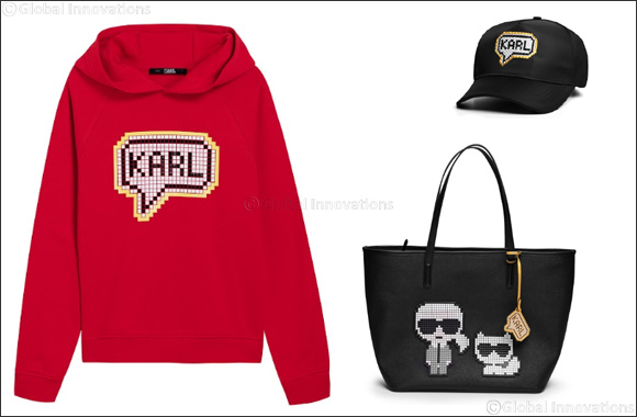 Karl Lagerfeld Launch Pixel Collection