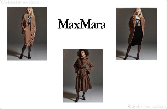 Max Mara Pre-Fall 2020