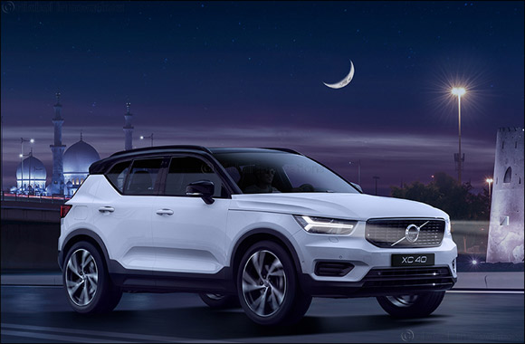 Drive Away in Style this Ramadan with Trading Enterprises – Volvo