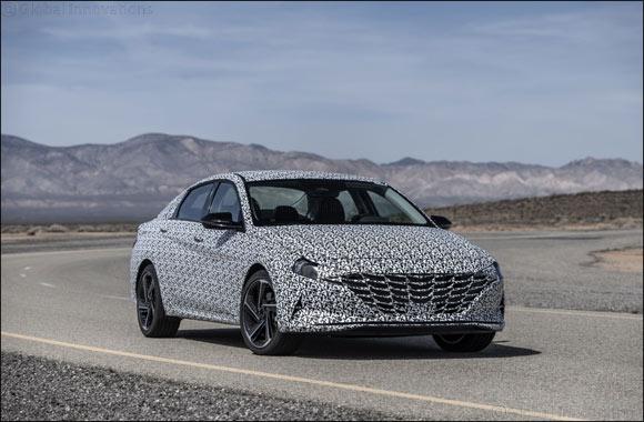 Hyundai Previews All-New Elantra N Line Model