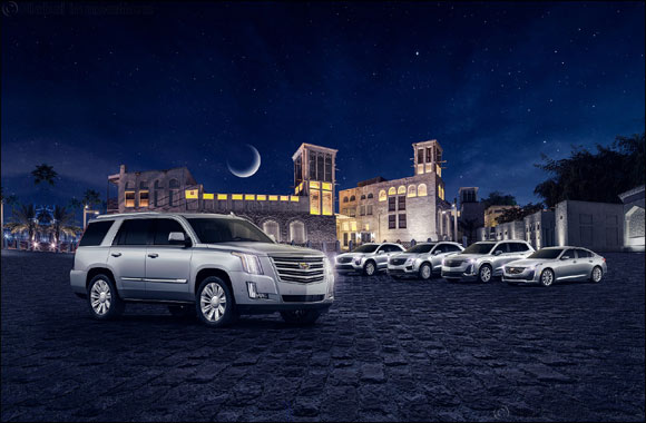 Al Ghandi Auto Offering Generous Deals This Ramadan on Cadillac's New 2020 CT5 Sedan and 2020 SUV Range