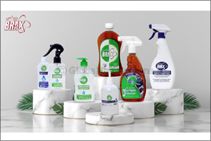Local Disinfectant Developed to Fight COVID-19