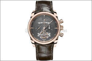Happy Father's Day with Parmigiani Fleurier Tondagraph Slate