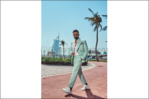 Kachins Presents SS'20 Looks With UAE Based Blogger, Rashwan