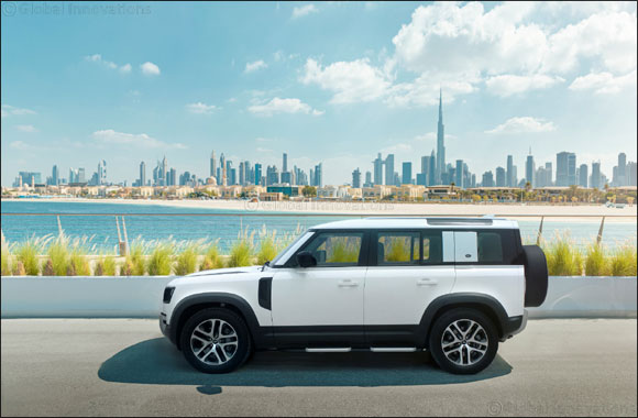 Al Tayer Motors Delivers World's First New Defender Retail Units