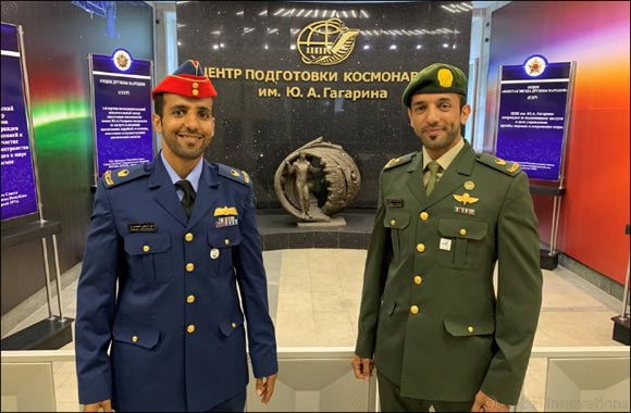 UAE Astronauts Wishing Quotes on the 44th UAE Armed Forces'  Unification Day