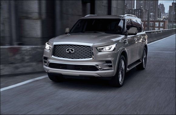 Trade-in Weekend – Upgrade your INFINITI this Ramadan