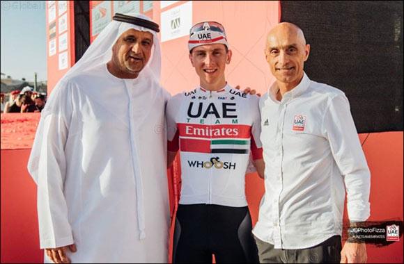 Tadej Pogačar Renews with UAE Team Emirates Until 2024