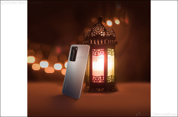 Here is How the HUAWEI P40 Pro Will Help You Stay at Home and Stay Productive This Ramadan