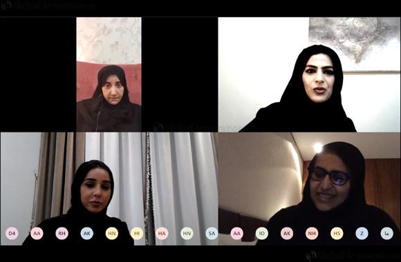 Dubai Sports Council Organises Virtual Forum for Female Players of Dubai's Sports Clubs