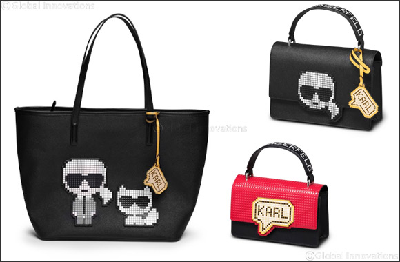 Karl Lagerfeld Launch Pixel Collection'