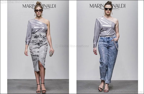Ashley Graham for Marina Rinaldi – Ss 20