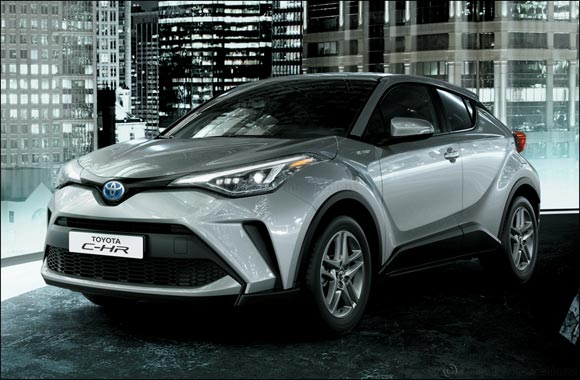 Game for Anything: the All-New Toyota C-HR Lands in the UAE With Unmissable Distinctive Style