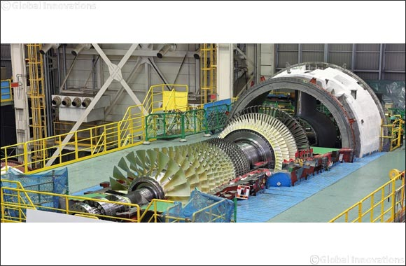 MHPS Captures Global Gas Turbine Market Share Leadership Again