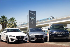 Special Edition Jaguar XE, XF & Range Rover Vogue Vehicles Arrive in UAE